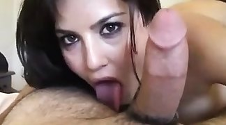 Indian Babe Pleasing A Cock Point Of View