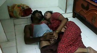 south indian couple nitya and ranesh hot fucking in telugu
